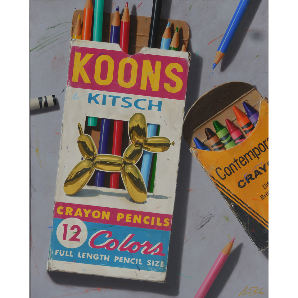 Koons Kitsch by Ben Steele