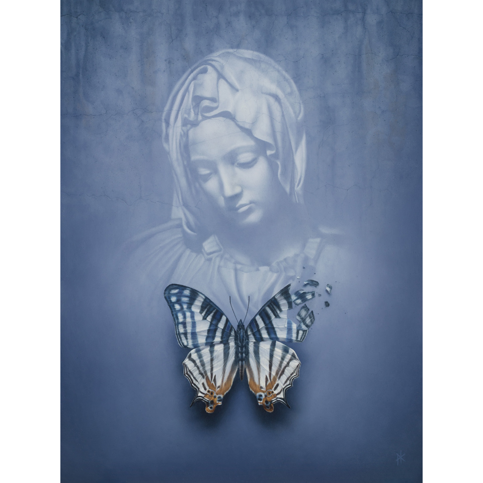 Pieta by Patrick Kramer