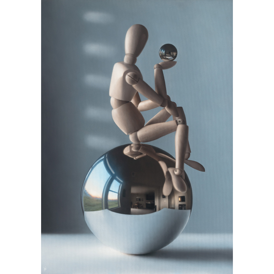 Sphere by Patrick Kramer