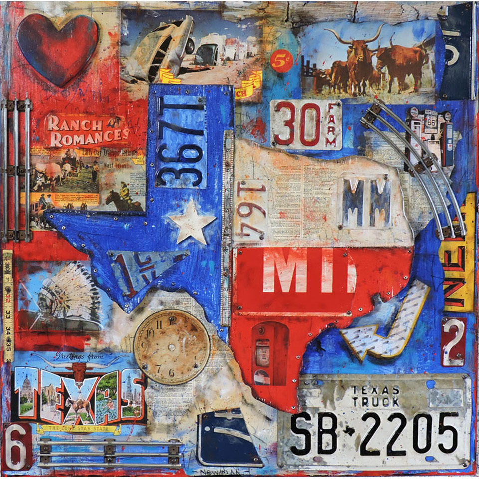 Texas Time by Dave Newman