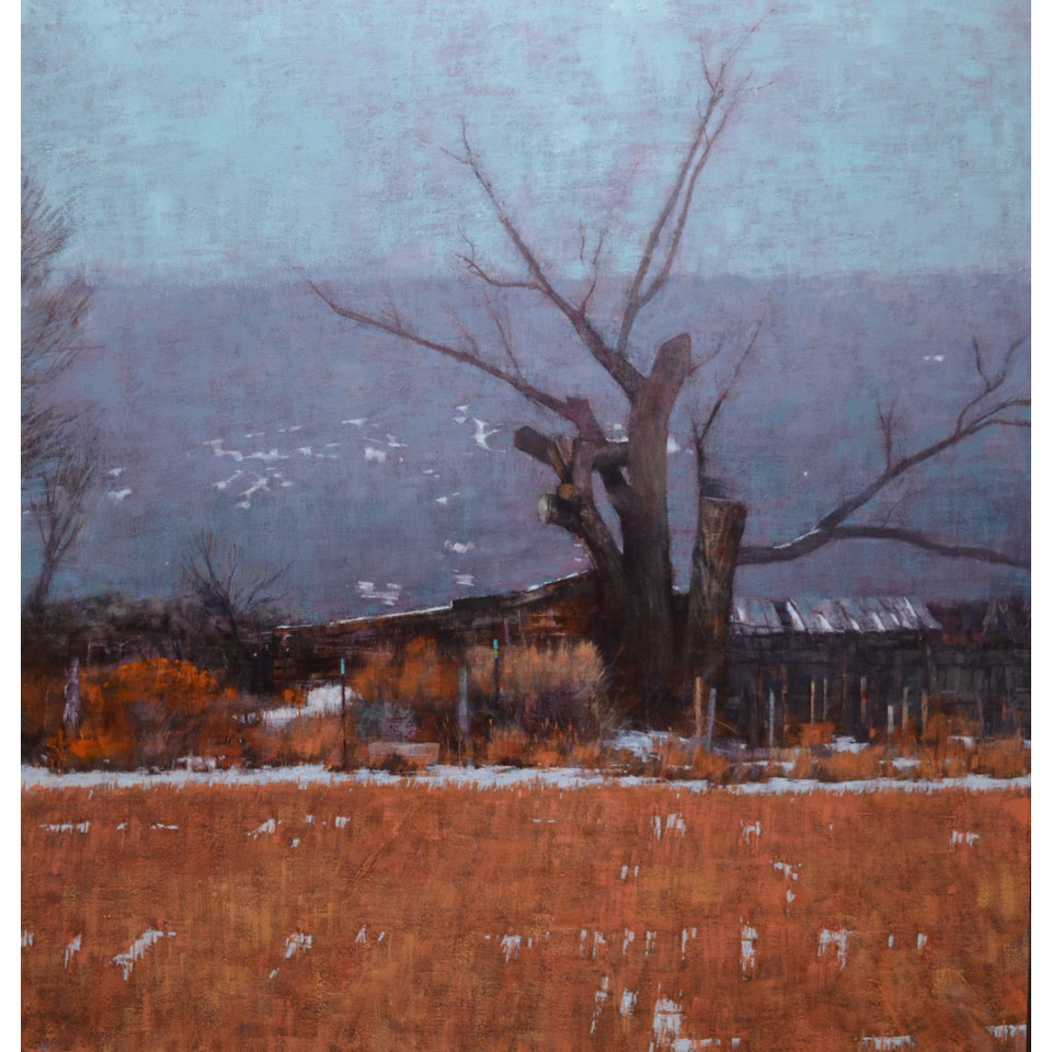 Orchard Hill by Paul Davis