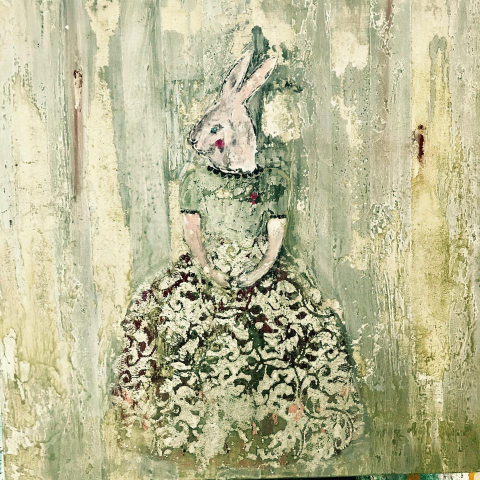 Suffragette by Brian McGuffey