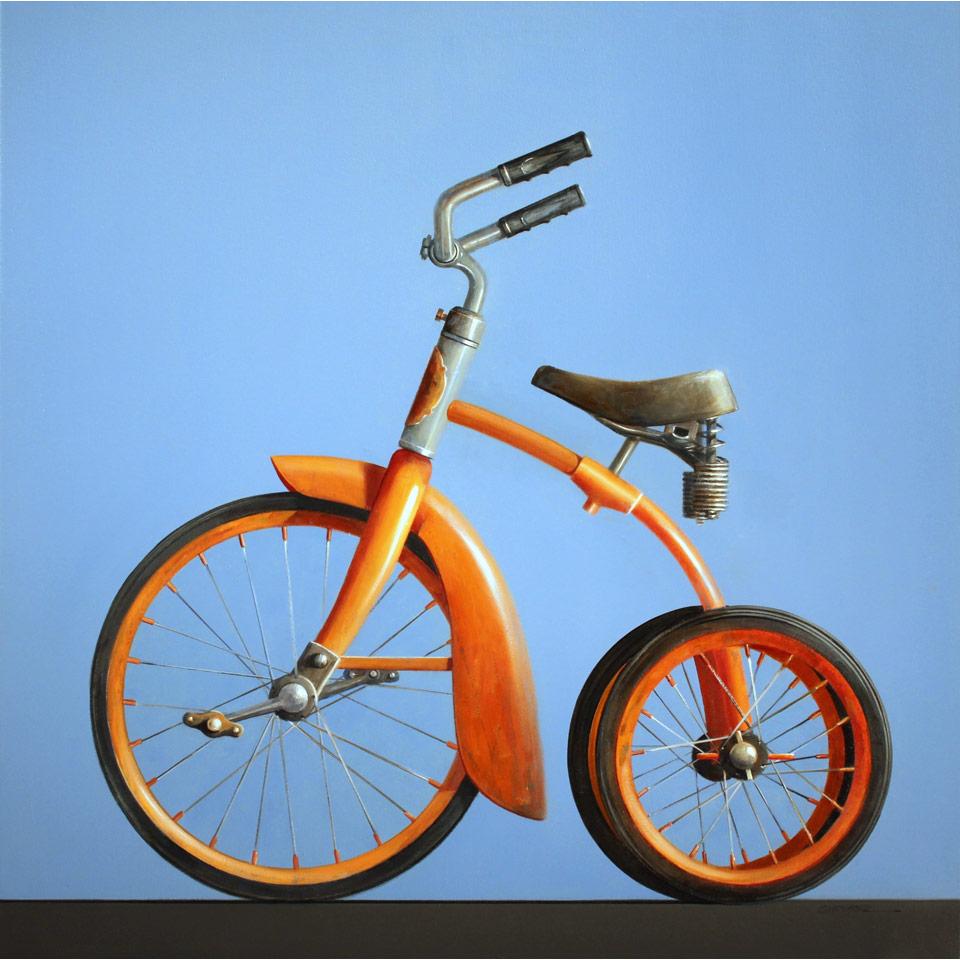 Orange Streak by Wendy Chidester