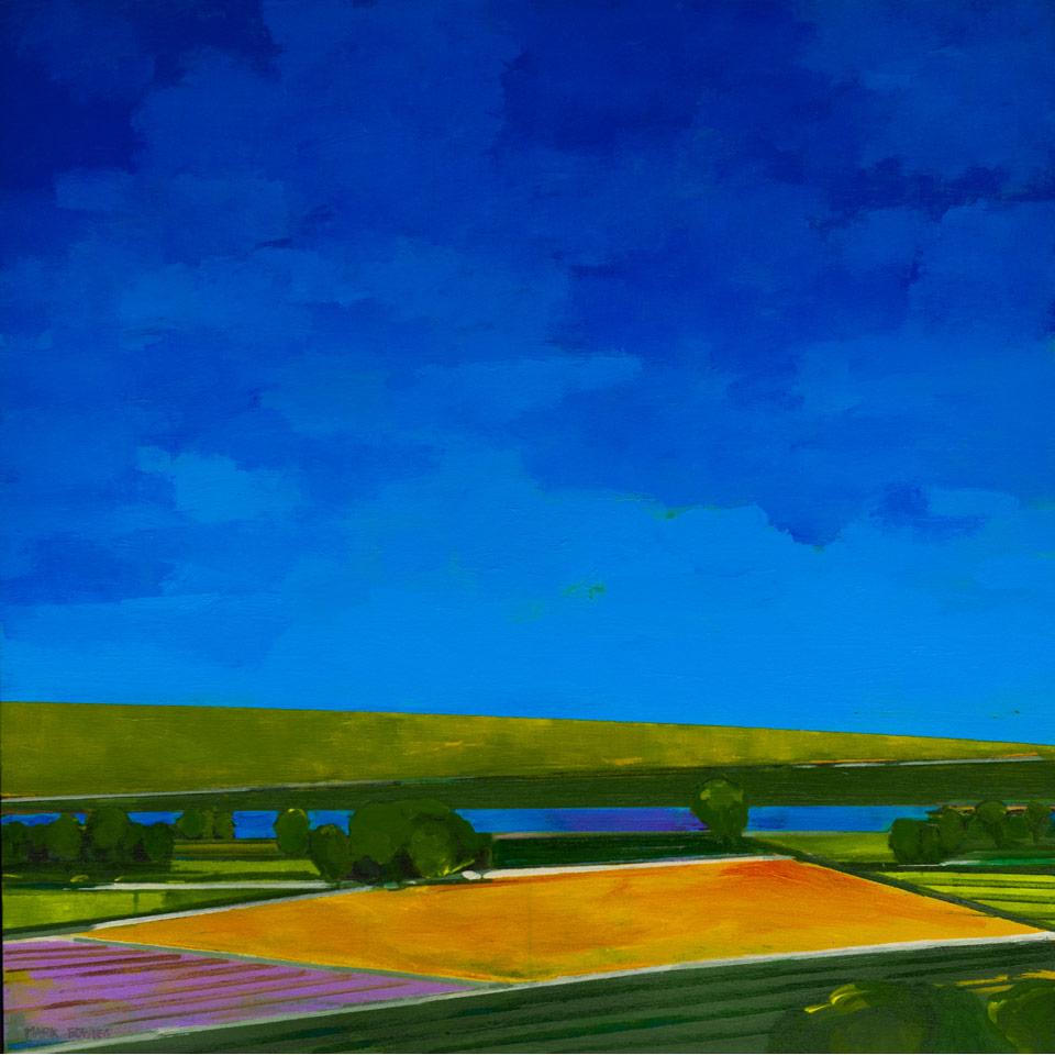 Fertile Farmland by Mark Bowles