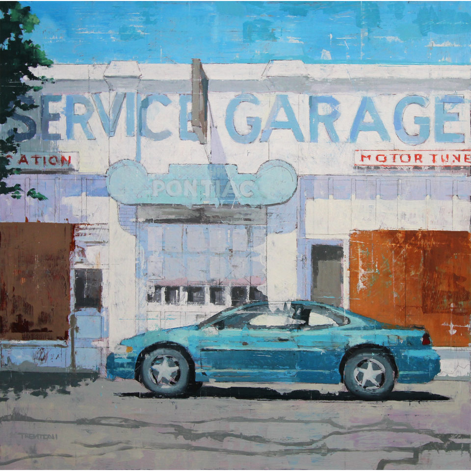 Pontiac by Trent Call