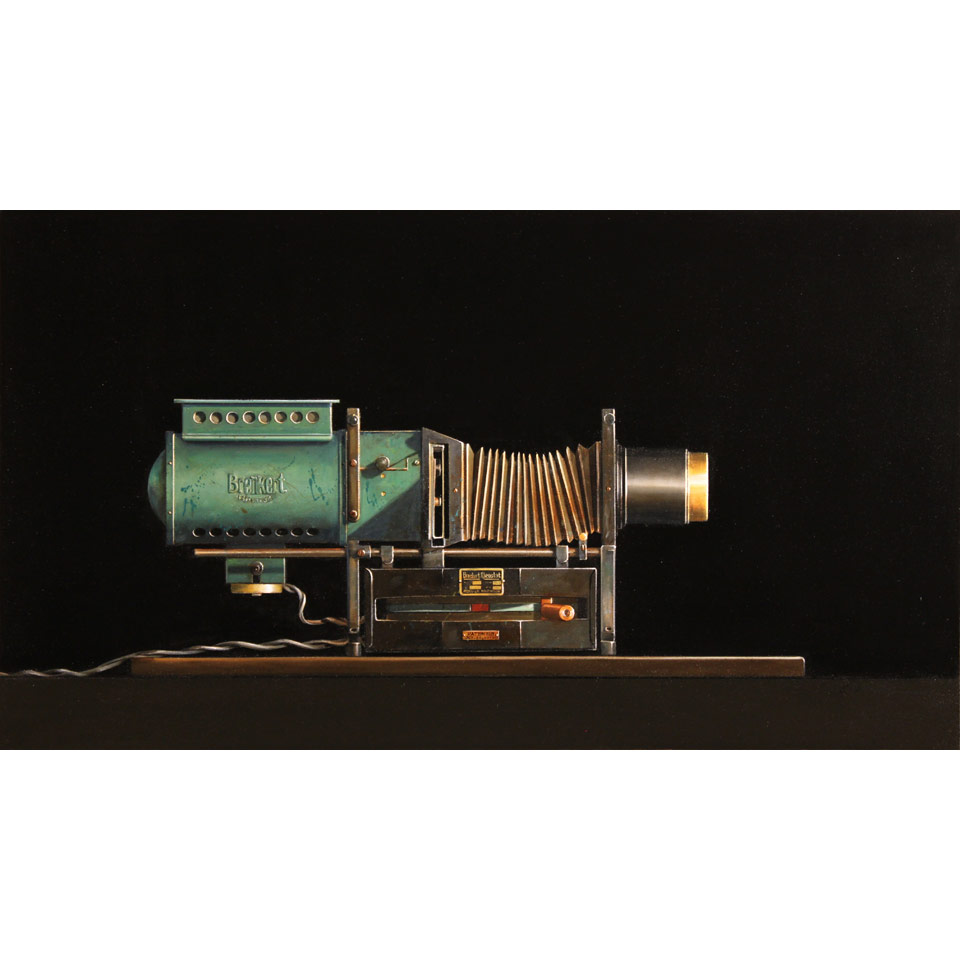 Brenkert Rheostat Projector by Wendy Chidester