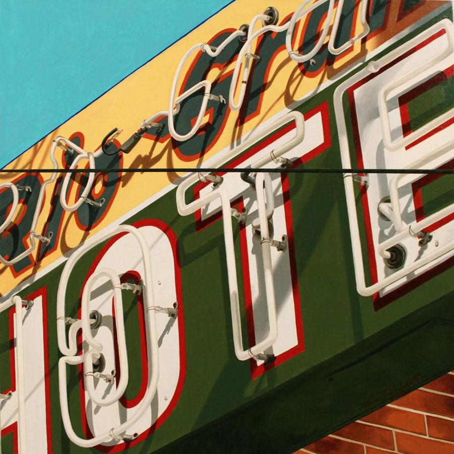 Rio Grande Hotel by Allison Leigh Smith