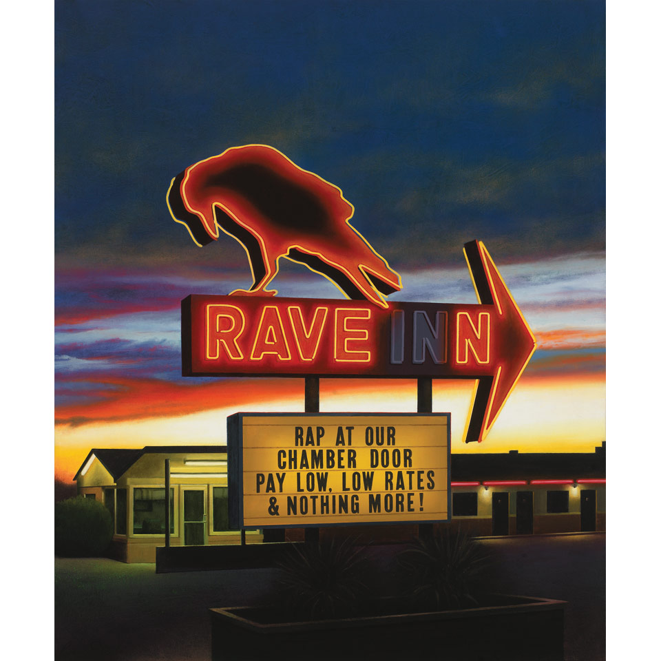 Rave Inn by Ben Steele