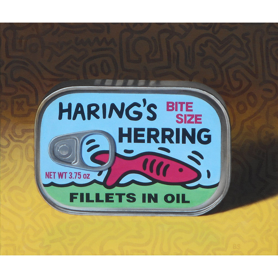 Haring's Herring by Ben Steele