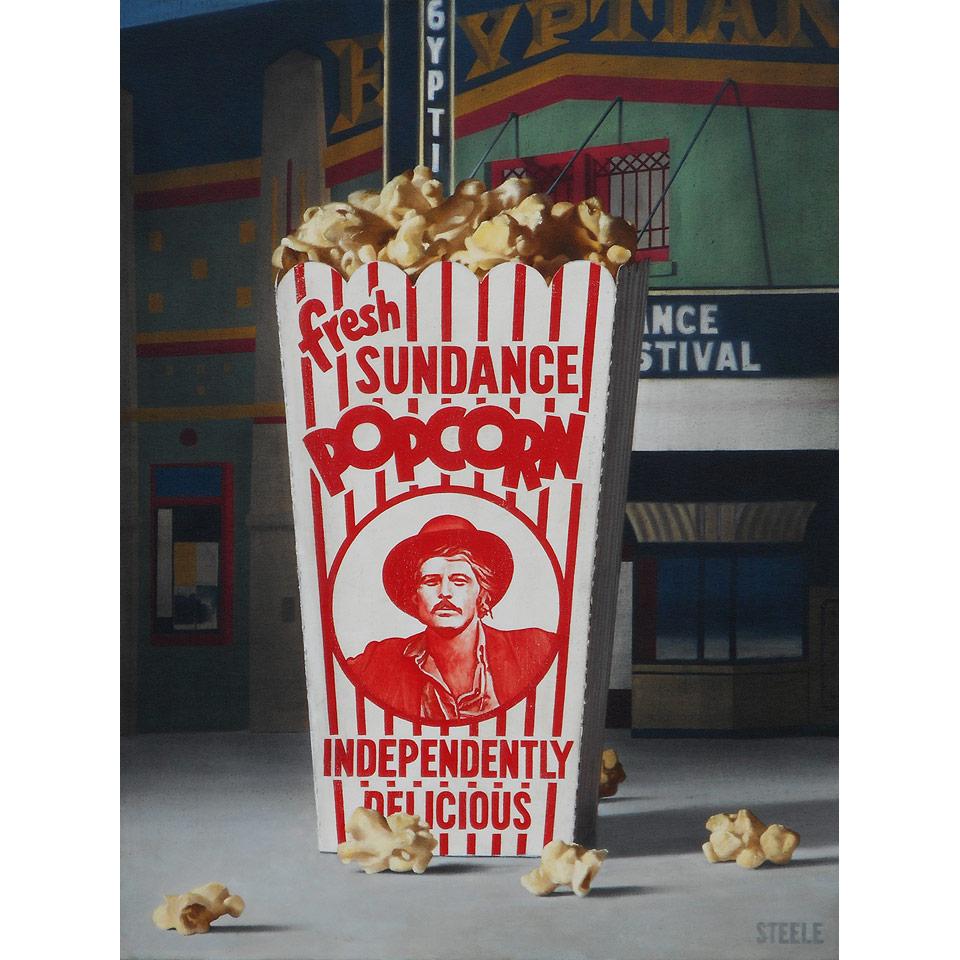 Sundance Popcorn by Ben Steele