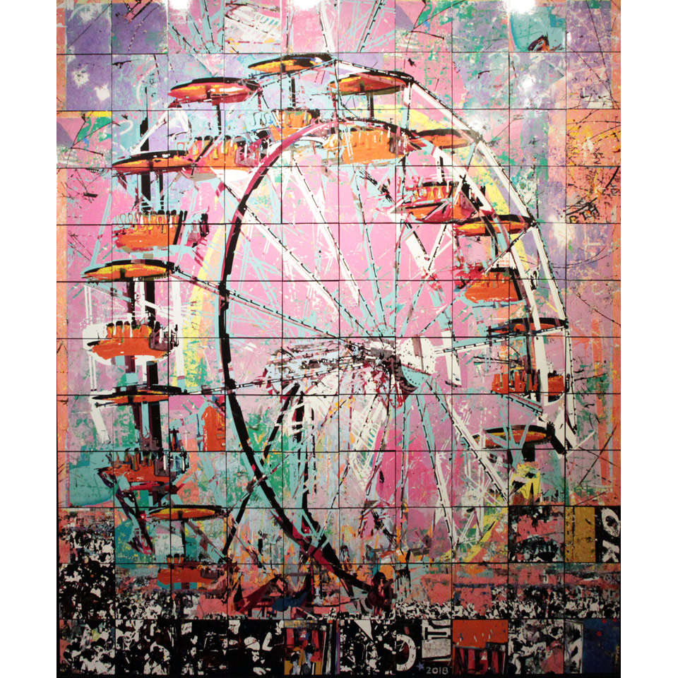Ferris Wheel by Daryl Thetford
