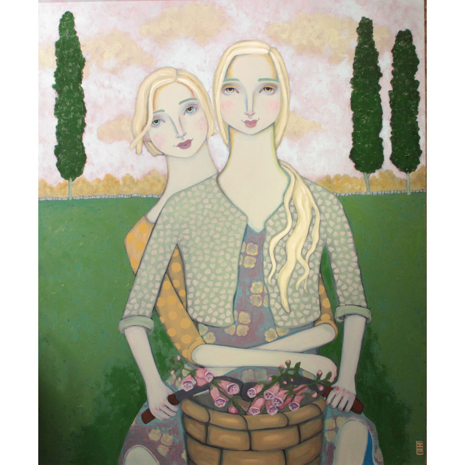 Free Spirits by Heather Barron