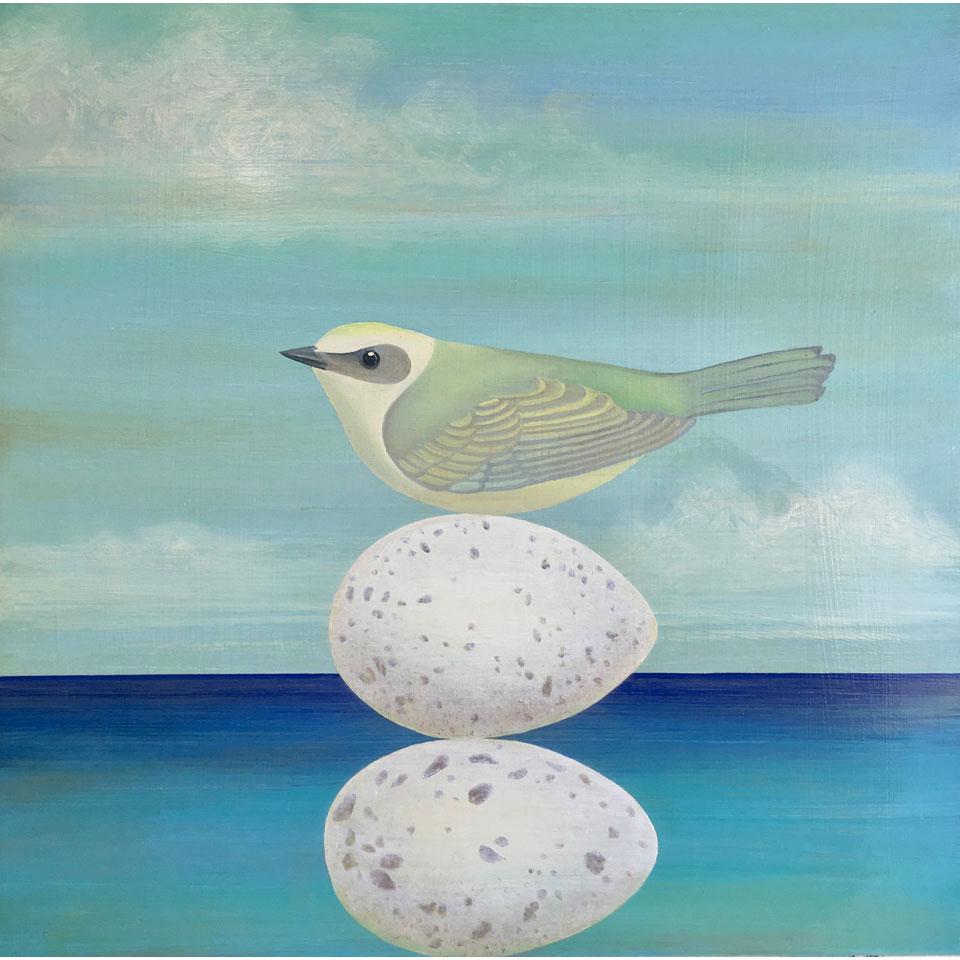 Genesis And Balance by Diana Stetson