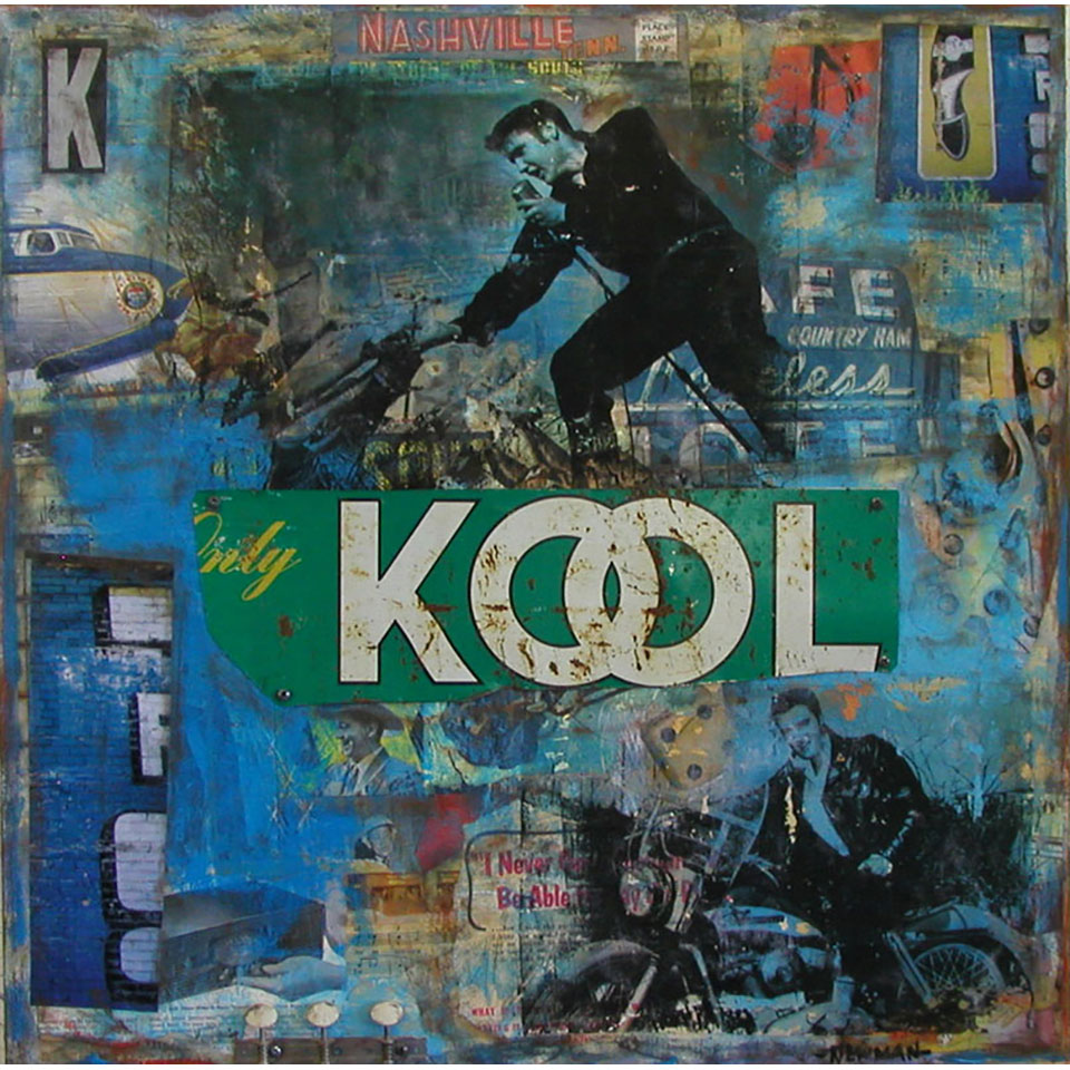 King Of Kool by Dave Newman