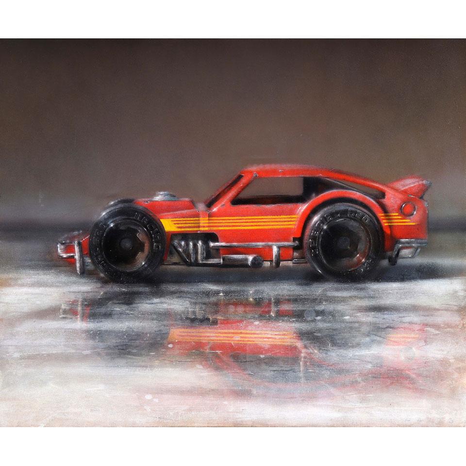 Racer by C.J. Hales