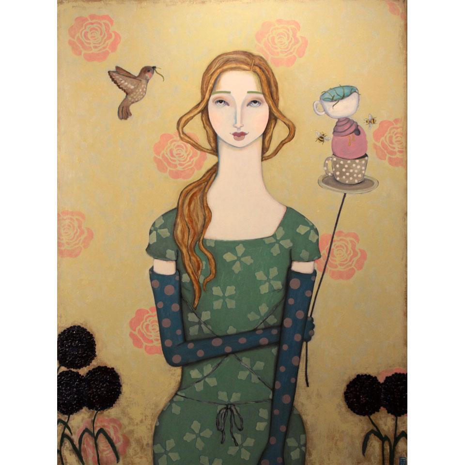 Lidia by Heather Barron
