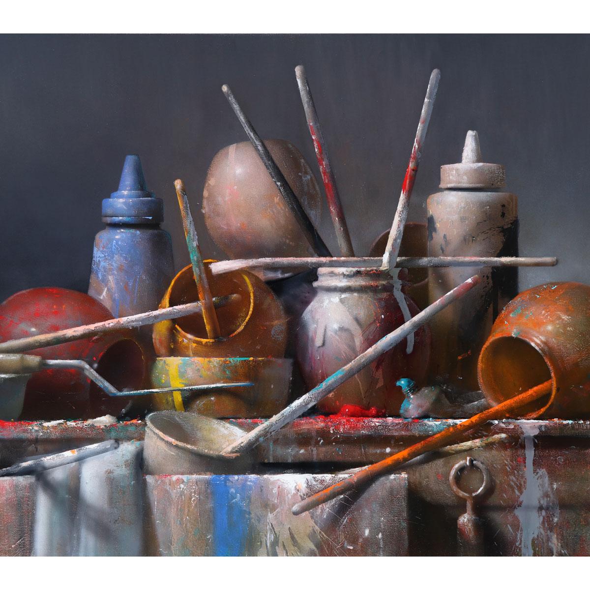 Leverage by David Dornan