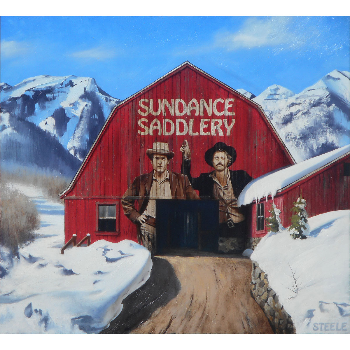 Sundance Saddlery by Ben Steele