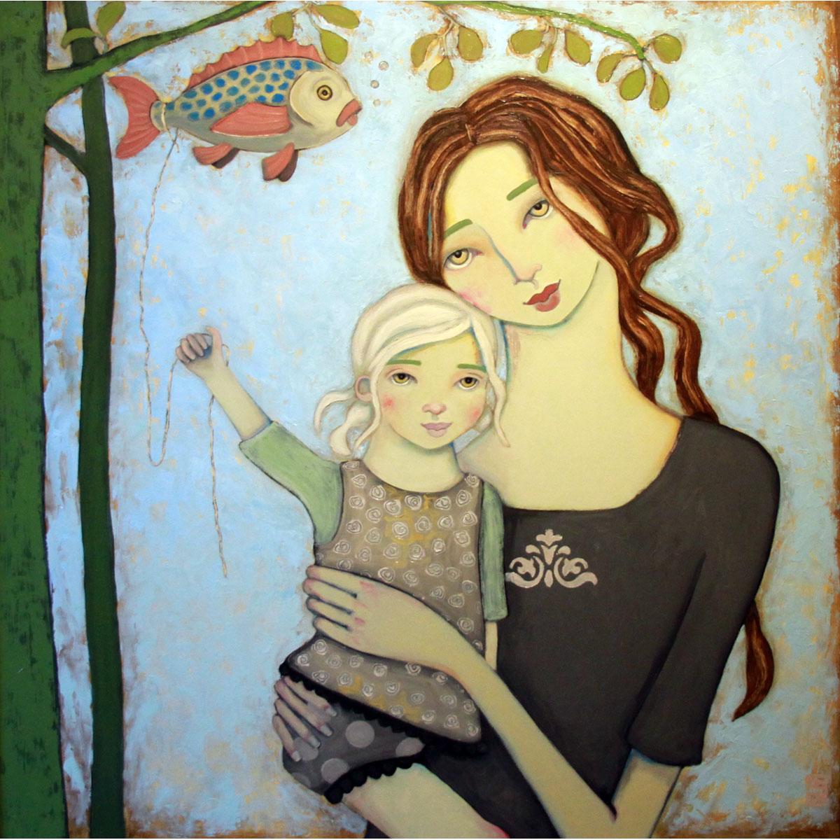 Little Sarah by Heather Barron
