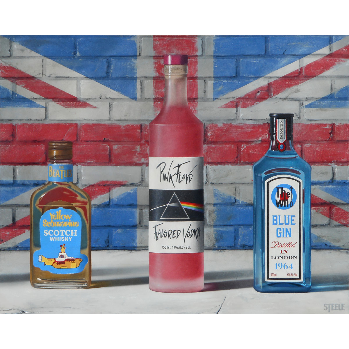 Distilled In London by Ben Steele