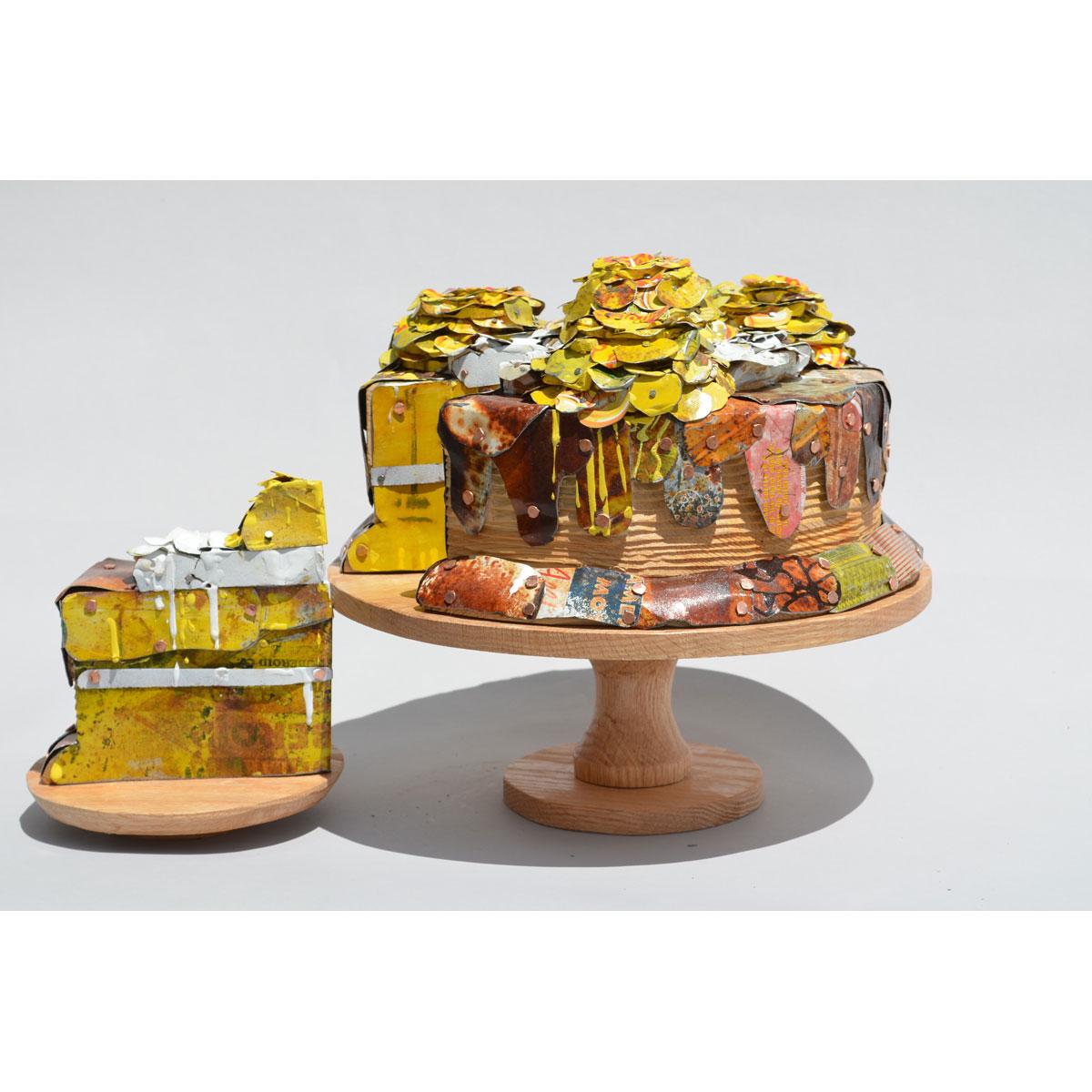 Painters Cake by Silvia Davis