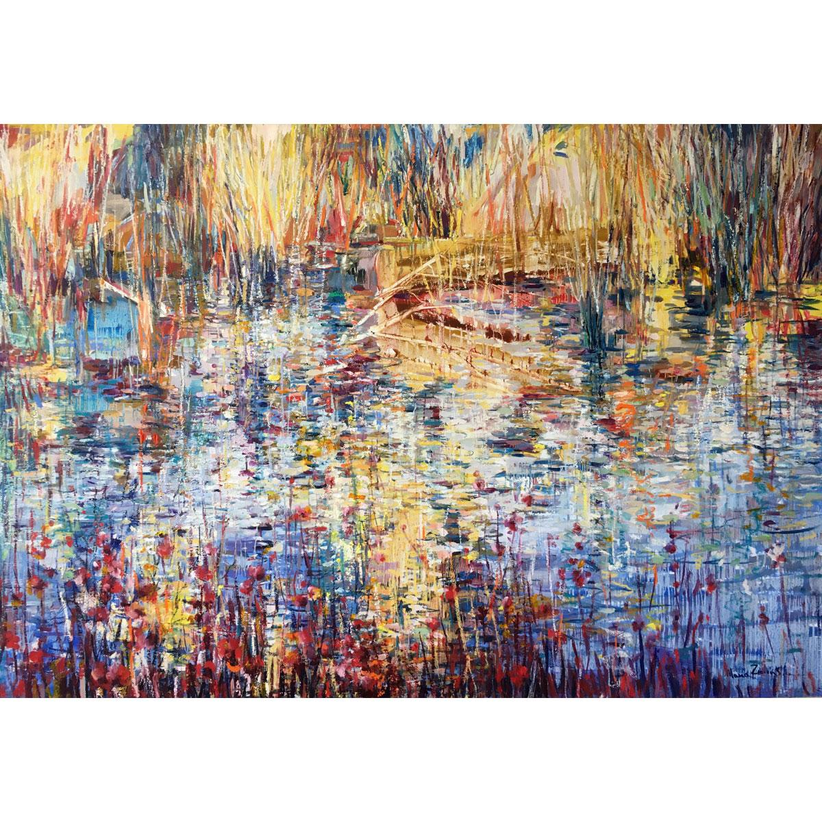 Beavers Creek by Maria Zielinska