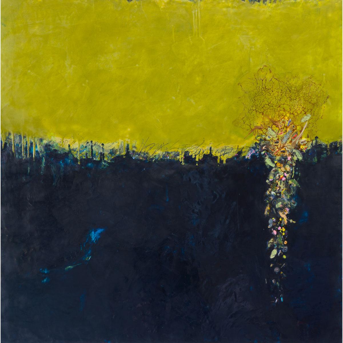 Inevitability Of Spring by Pamela Gibson