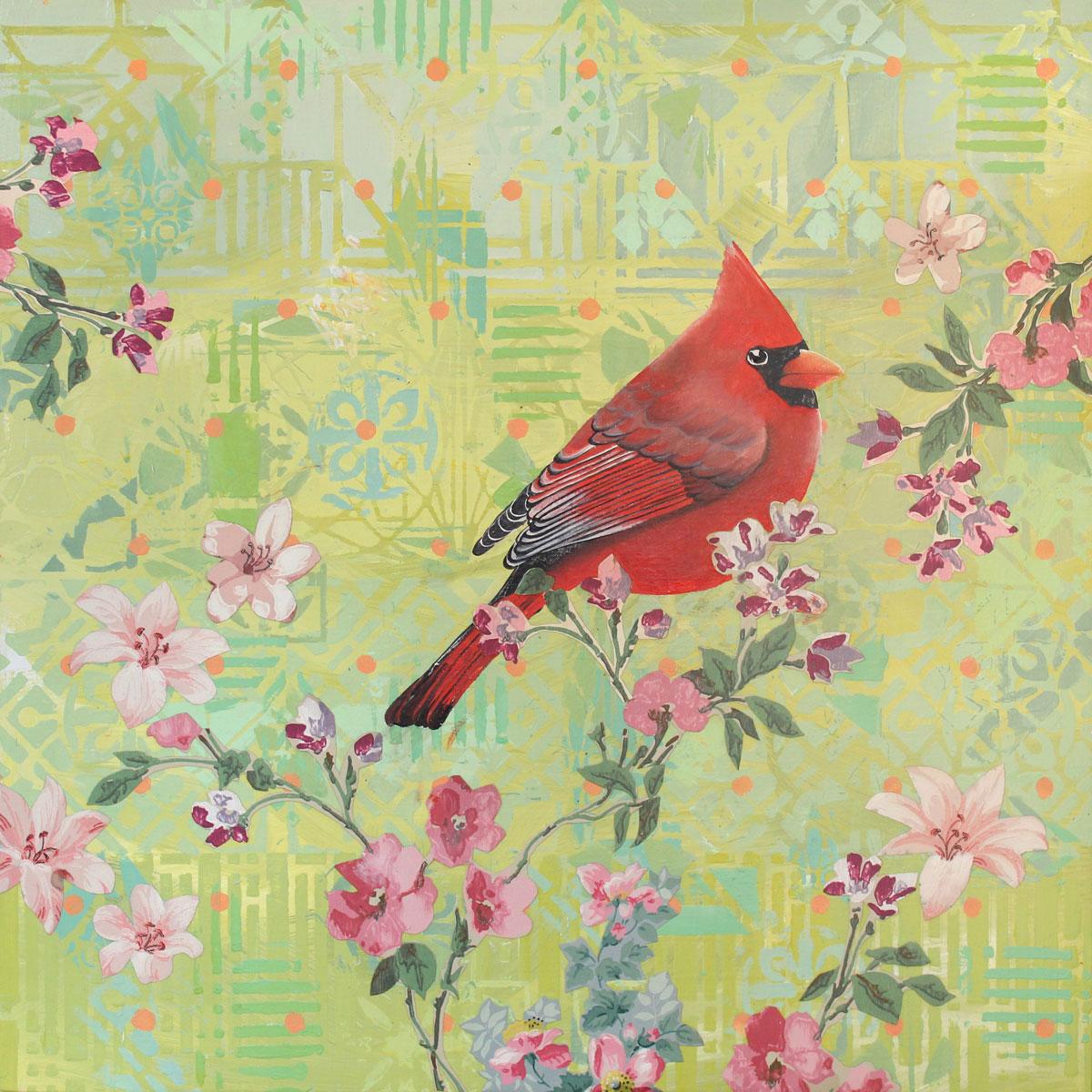 Cardinal by Diana Stetson