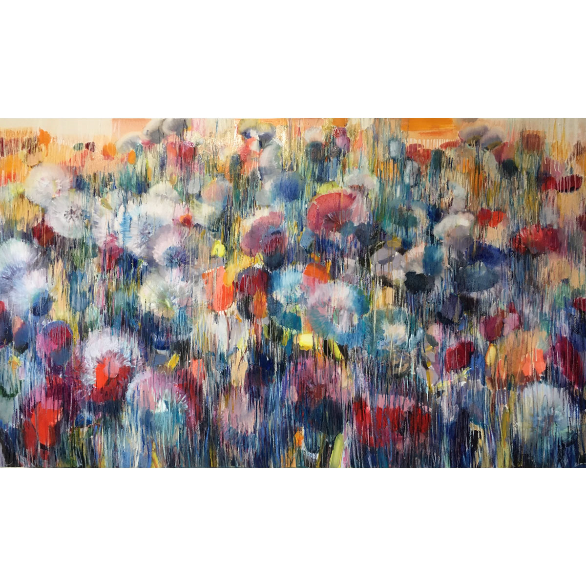 Colors Transformation by Maria Zielinska