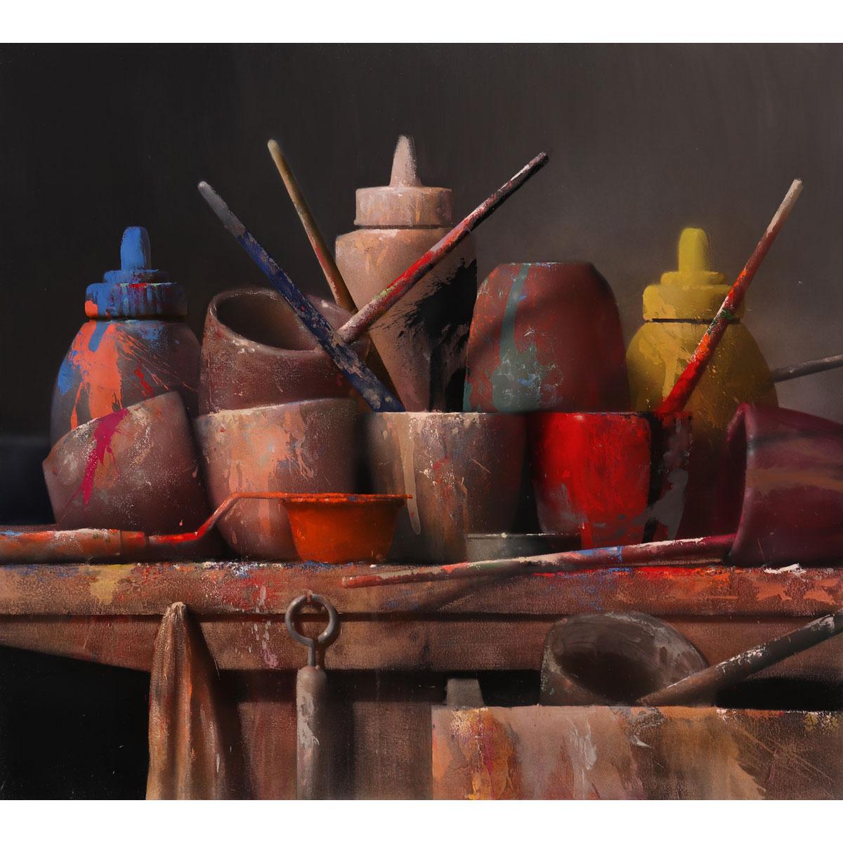 Nestle I by David Dornan