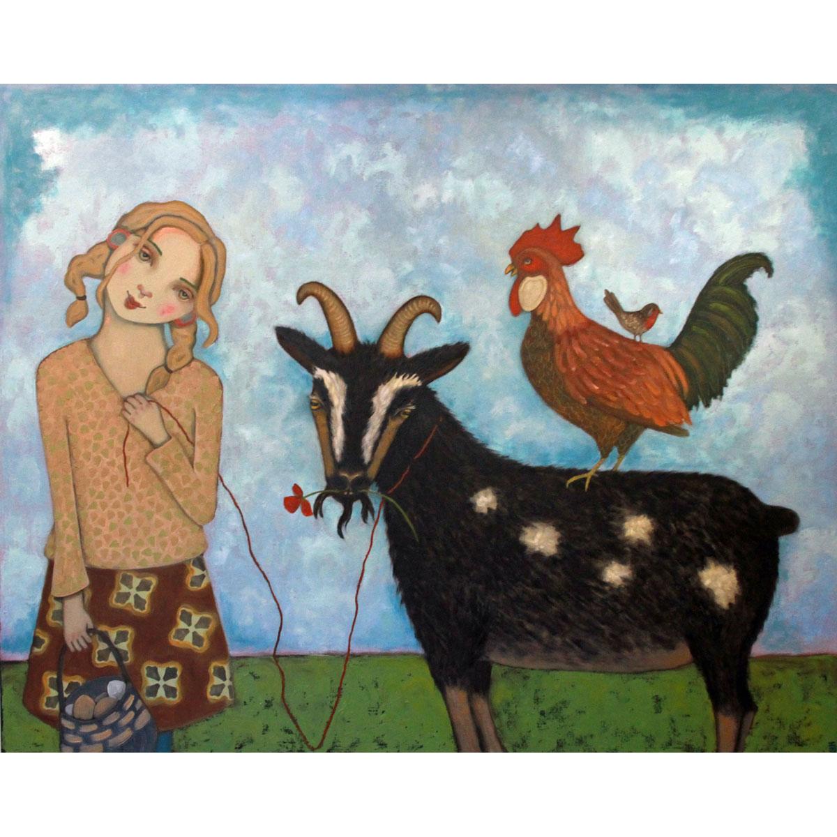 Billy by Heather Barron