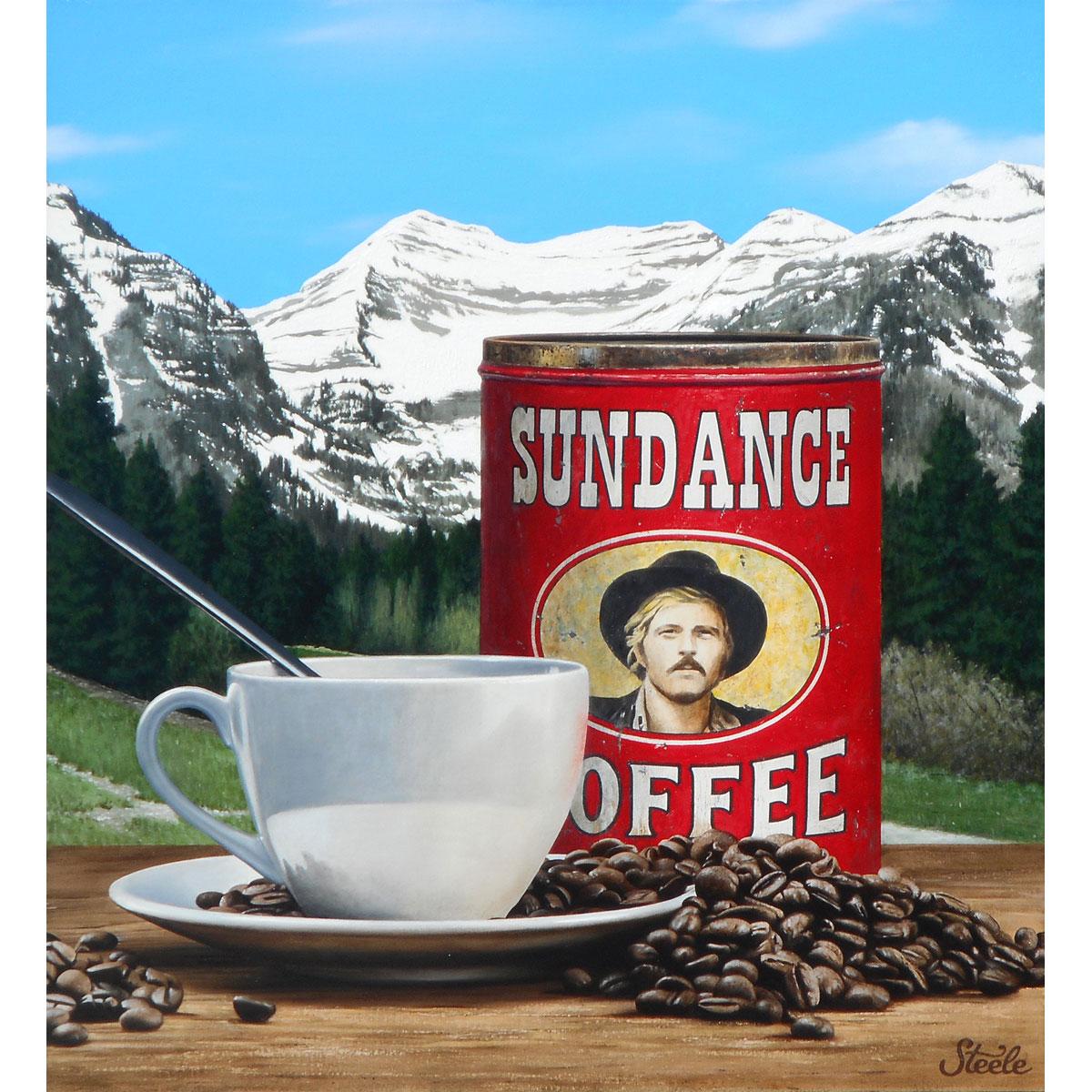 Sundance Coffee by Ben Steele