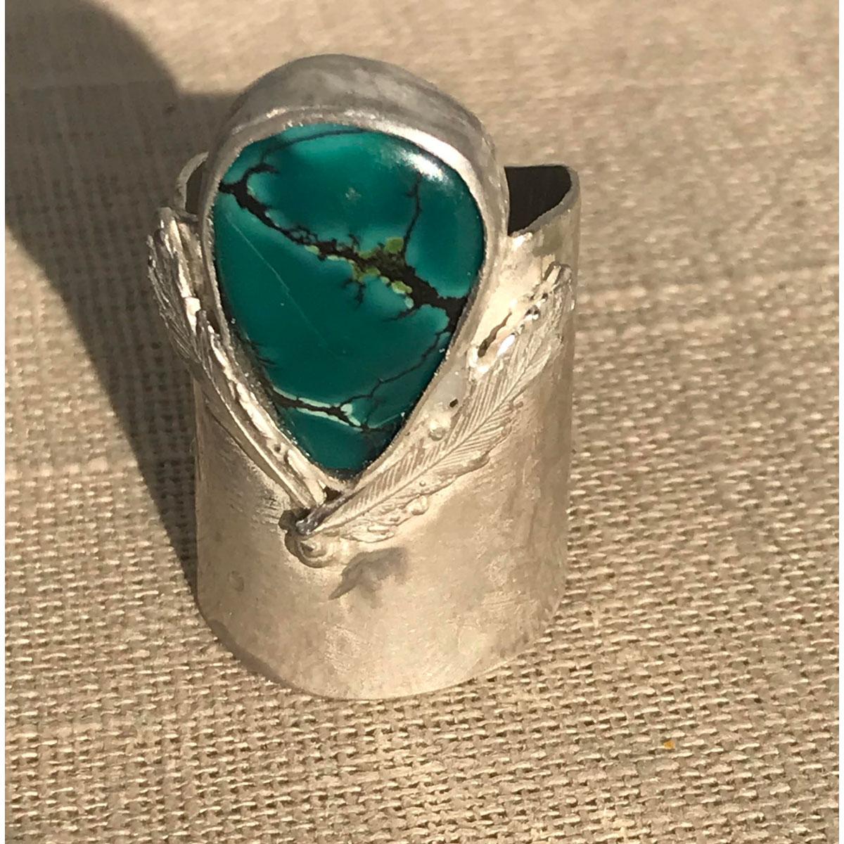 Ring by Kathleen Carricaburu