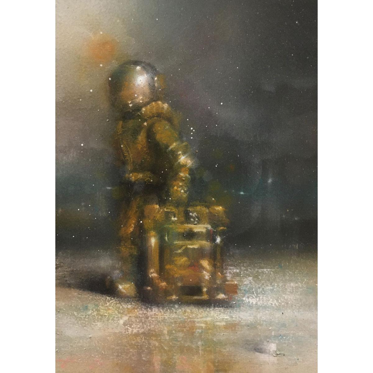 Nomad by C.J. Hales