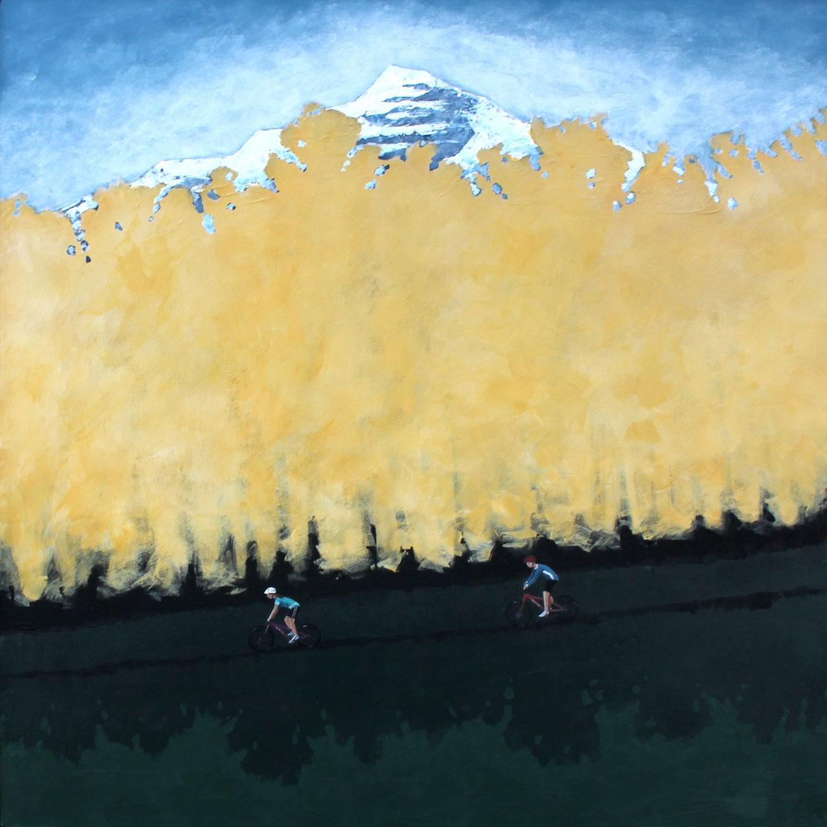 Late Season Ride by Samuel Walker