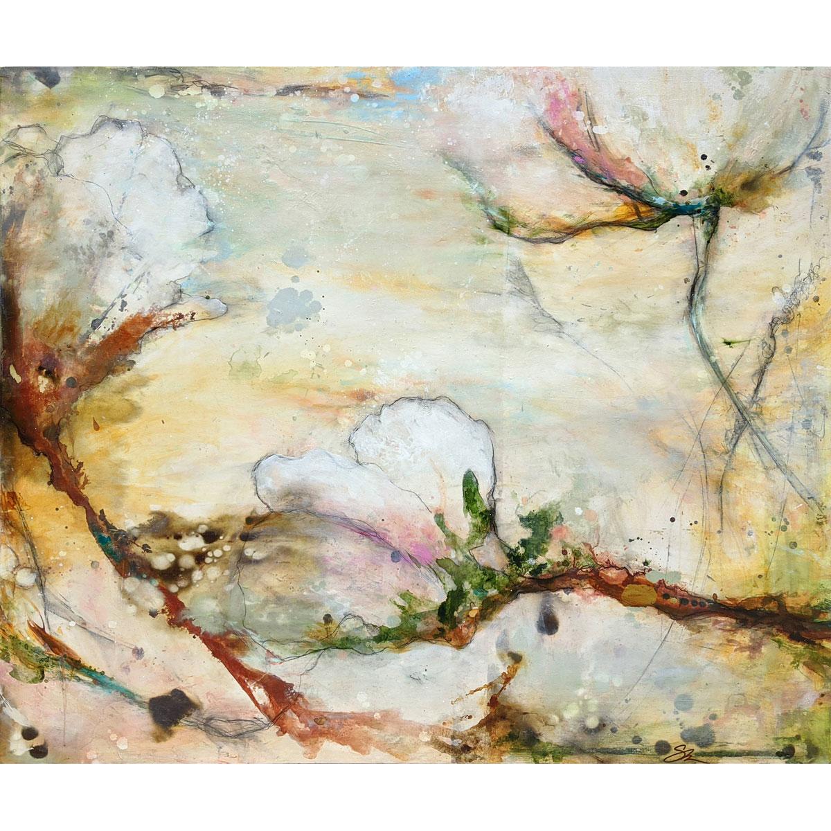 Joy Surrounds by Sandra Meyer